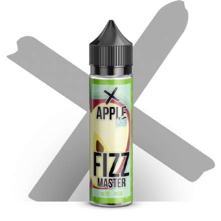 Fizz Master Apple Ice - 50ml
